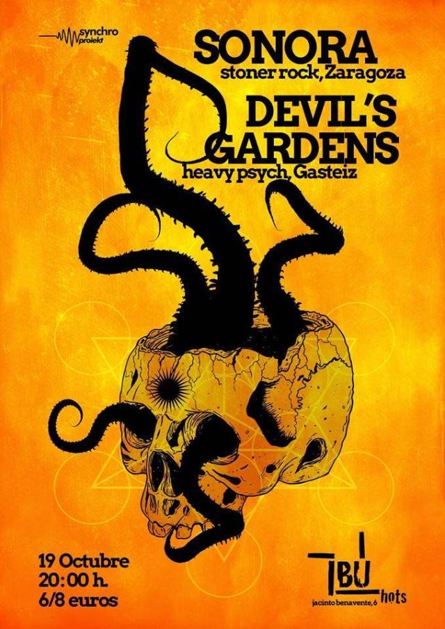 sonora devils gardens