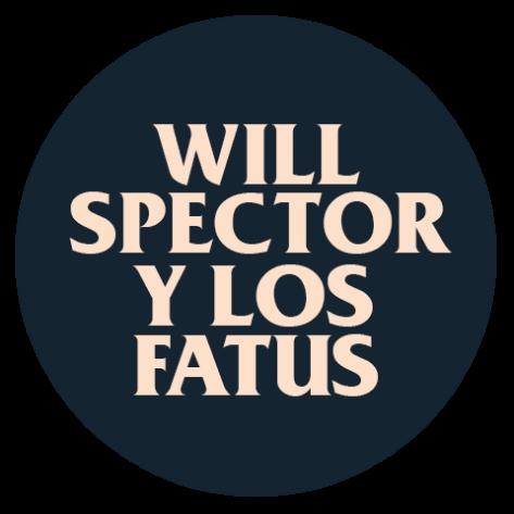 will spector y los fatus logo