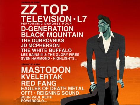Azkena Rock Festival 2015