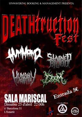 Deathtruction Fest