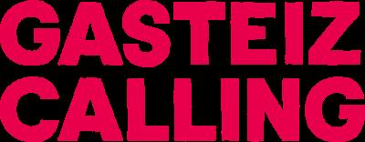 gasteiz calling logo