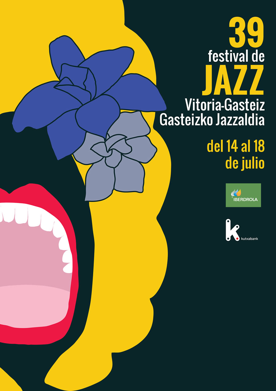 jazz vitoria cartel 2015