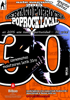 Muestra Local Aste Nagusia 2015