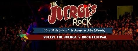 The Juerga´s Rock Festival vuelve a Almería1