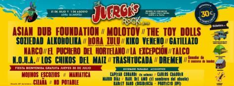 The Juerga´s Rock Festival vuelve a Almería2