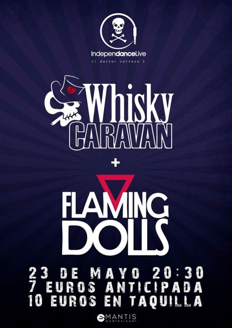 whisky caravan 23 mayo 2015