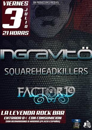 Factor 19 leyenda