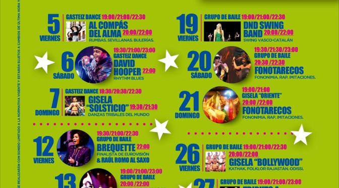 Comienza en Vitoria-Gasteiz la novena y renovada edición del Festival de las Naciones