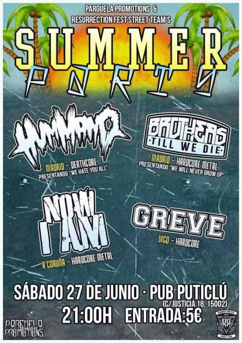 Hummano Summer Party