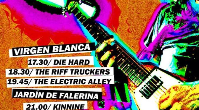 Osteguna Rock 2015: Ekainak 18 Junio