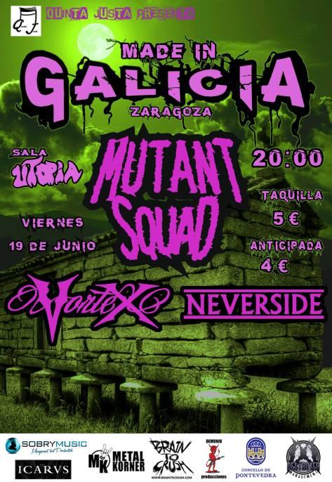 vortex made in galicia zaragoza