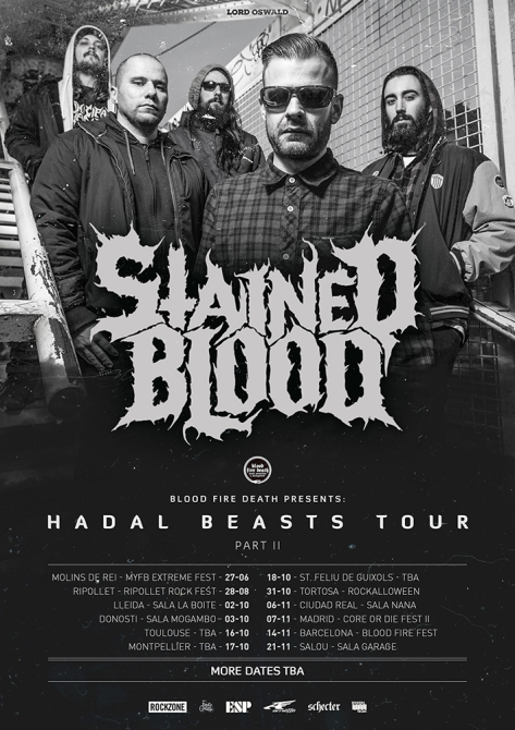 Stained Blood Hadal Beasts Tour Part II
