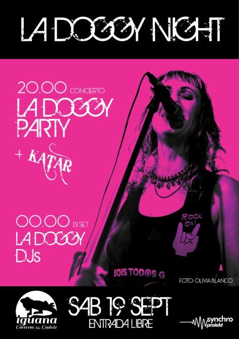 LA DOGGY NIGHT