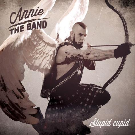 "Annie The Band presenta ""Stupid Cupid"" 1"