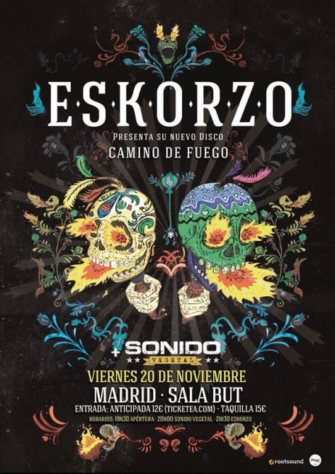 eskorzo 20 nov madrid