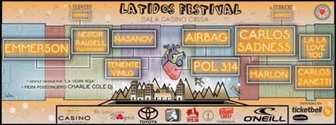 Emmerson en el Latidos Festival