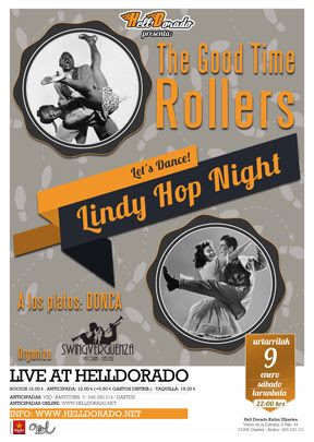 LINDY HOP NIGHT