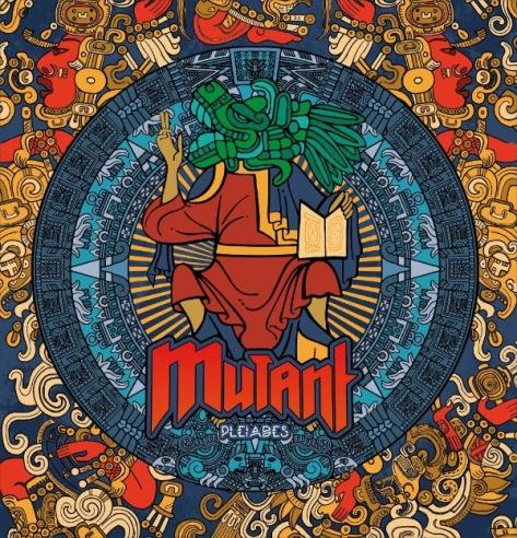 Nuevo disco de MUTANT