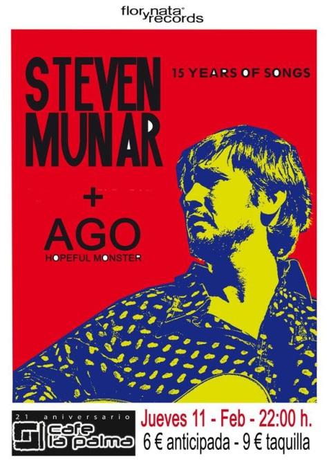 Steven Munar en Madrid