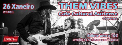THEM VIBES, llega a Ourense el sonido y la actitud de Nashville 1