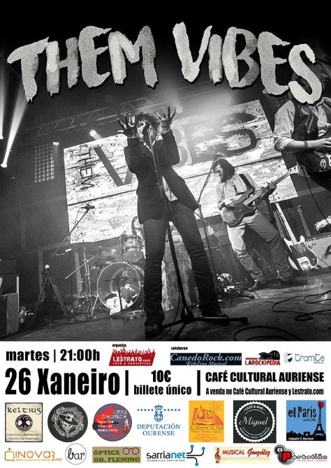 THEM VIBES, llega a Ourense el sonido y la actitud de Nashville 2