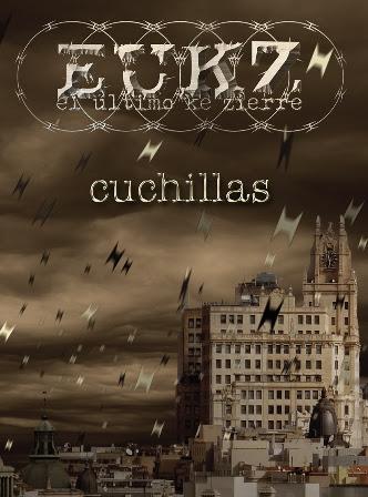 EUKZ presenta todos los detalles sobre 'Cuchillas'