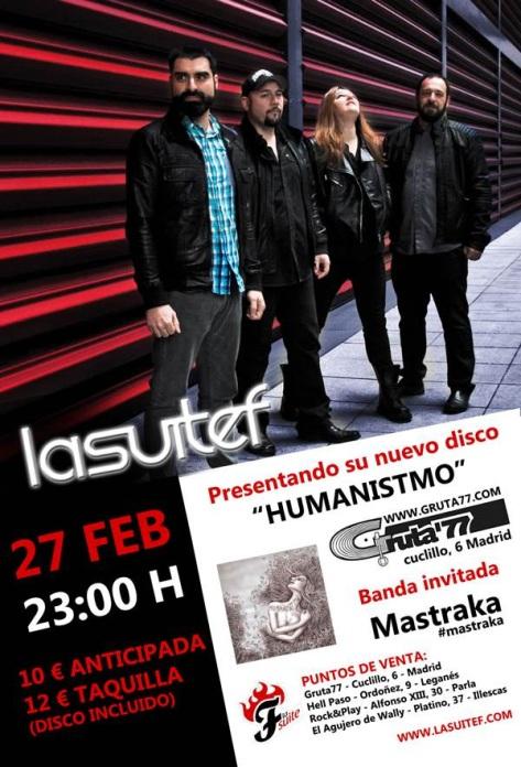 Presentación del disco Humanistmo