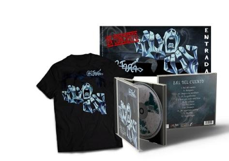 Rockest Records lanza la preventa del próximo disco de La Jara Sal Del Cuento 2