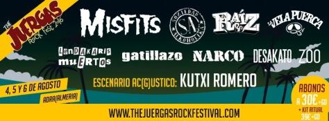 The Juergas Rock Festival 2016