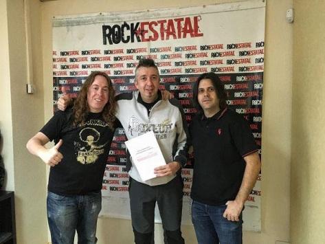 The Locos fichan por Rock Estatal Records para la edición de su próximo disco Todos Distintos, Todos Iguales