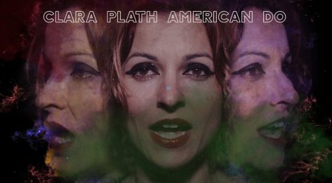 Cartel Videoclip American Do Clara Plath
