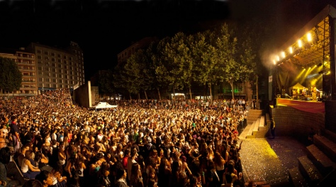concierto plaza fueros