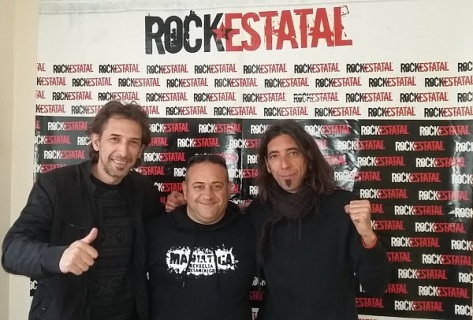 Maniática fichan por Rock Estatal Records para la edición de su doble CD+DVD