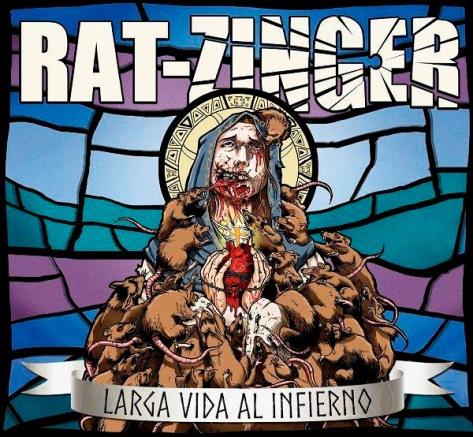 Rat-zinger 'Larga Vida Al Infierno'