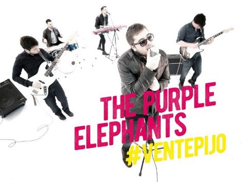 The Purple Elephants