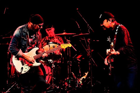 Vargas Blues Band presenta nuevo vídeo clip del single Welcome To The World 2