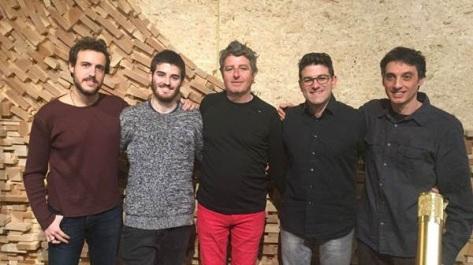 Luis González Trio ha grabado su próximo disco en Nueva York