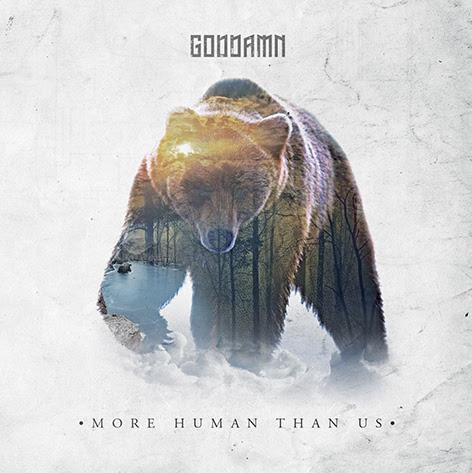 More Human Than Us, el nuevo álbum de Goddamn