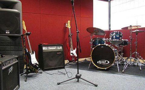 Se abre el plazo para la solicitud de salas de ensayo de producciones musicales