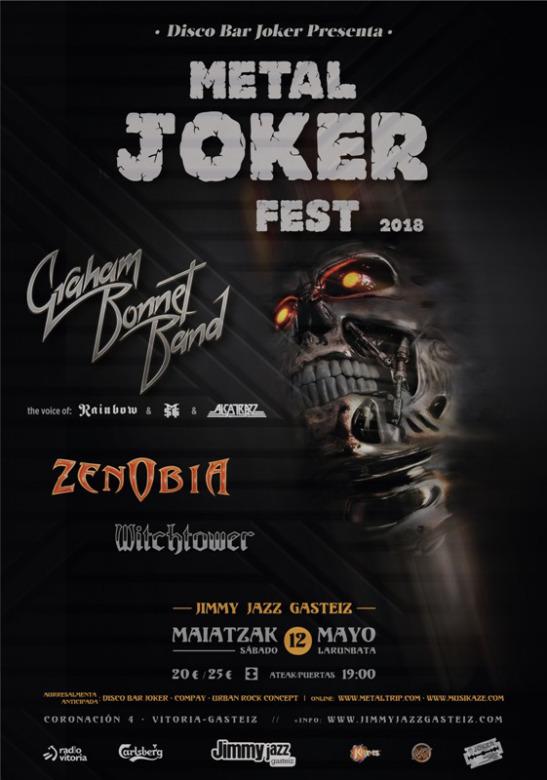 Metal Joker Fest 4 en Vitoria/Gasteiz