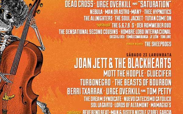 ARF cierra su cartel con grandes nombres del rock y un homenaje a Tom Petty