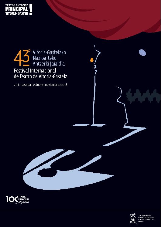 La XLIII edición del Festival Internacional de Teatro que se iniciará el 5 de octubre contará con 32 espectáculos